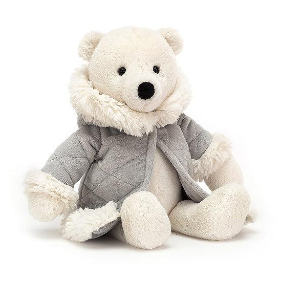Polar Bear In Parkie