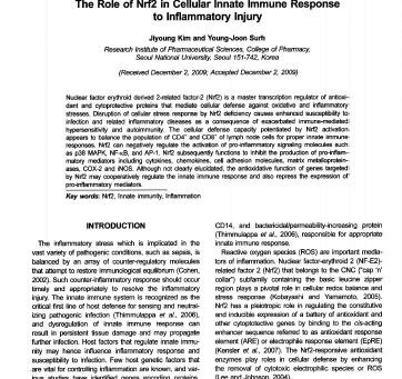Interesting Stories on Phytochemical-Responding Hormetic Nrf2
