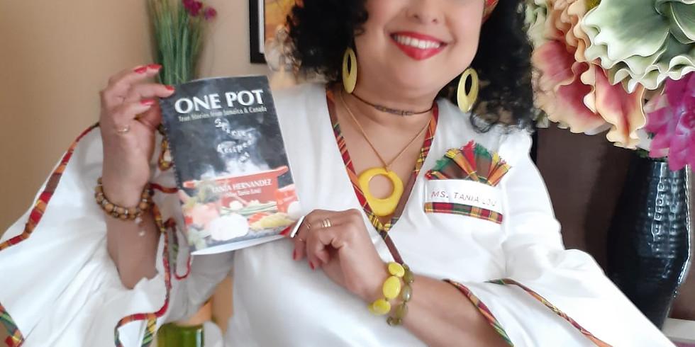ONE POT BOOK LAUNCH - Tania L. Hernandez