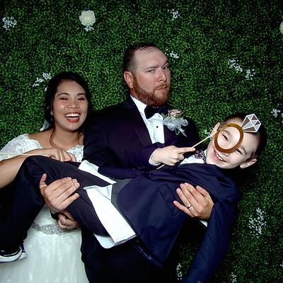 JENNIFER & PAUL'S WEDDING