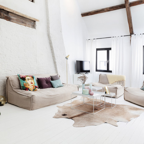 THE FIRST - THE LOFT & TERRACE