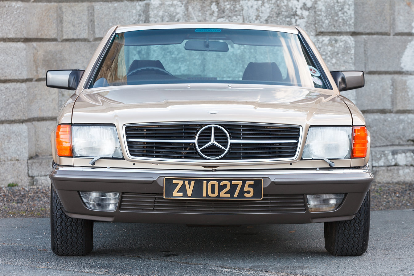 Mercedes benz 500 sec for sale w126 c126 for 500 mercedes benz for sale