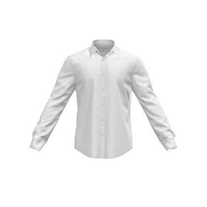 Men's Classic Fit Shirt, long sleeve