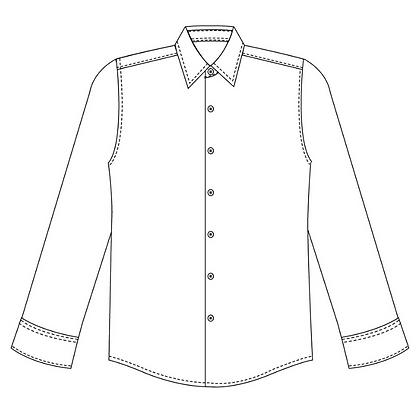 3100L: Slim fit shirt