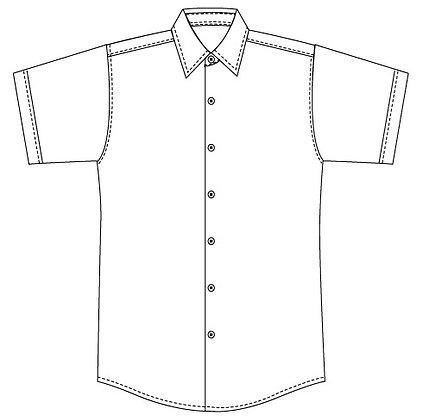 3100S: Slim fit shirt