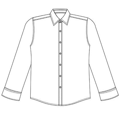 3092L: Classic fit shirt