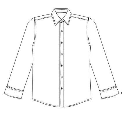 3030L: Comfort fit shirt