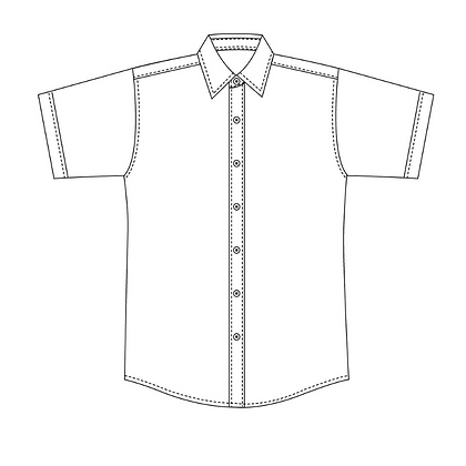 3092S: Classic fit shirt