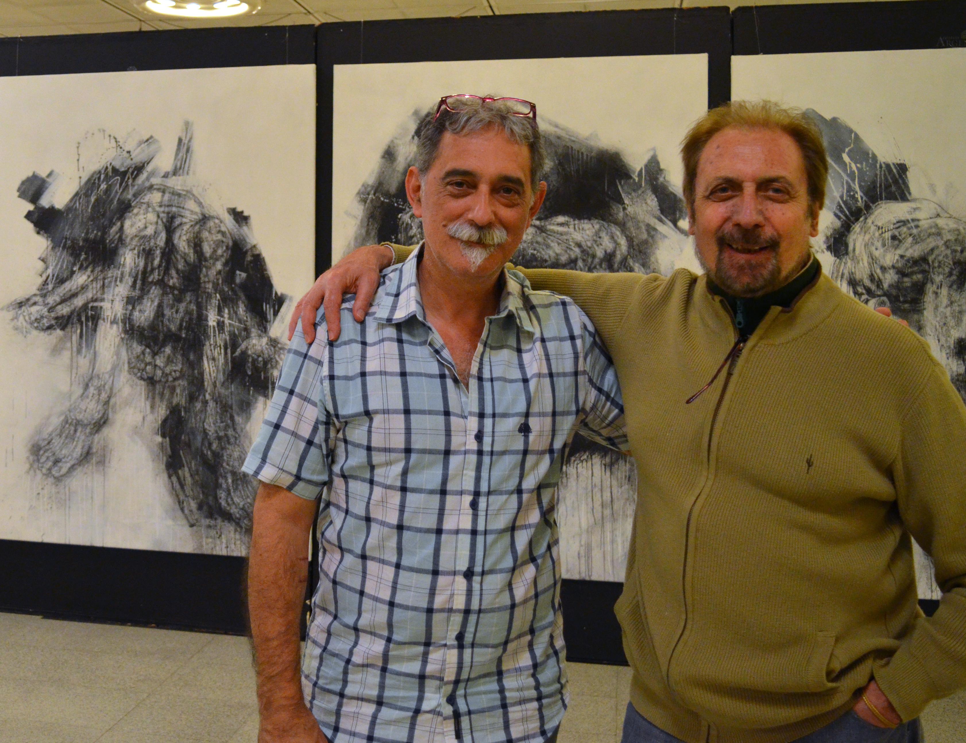 Gabriel Busquets Guillermo Cichino