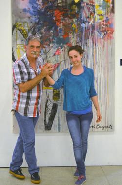 Gabriel Busquets Laura Acosta
