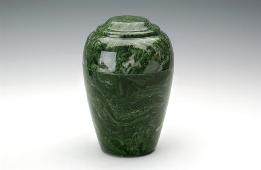 Emerald Cultured Marble Grecian