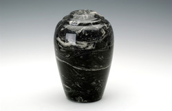 Ebony Cultured Marble Grecian