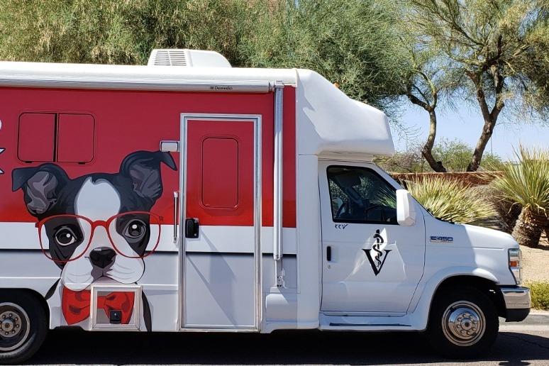 Mobile Veterinary Clinic