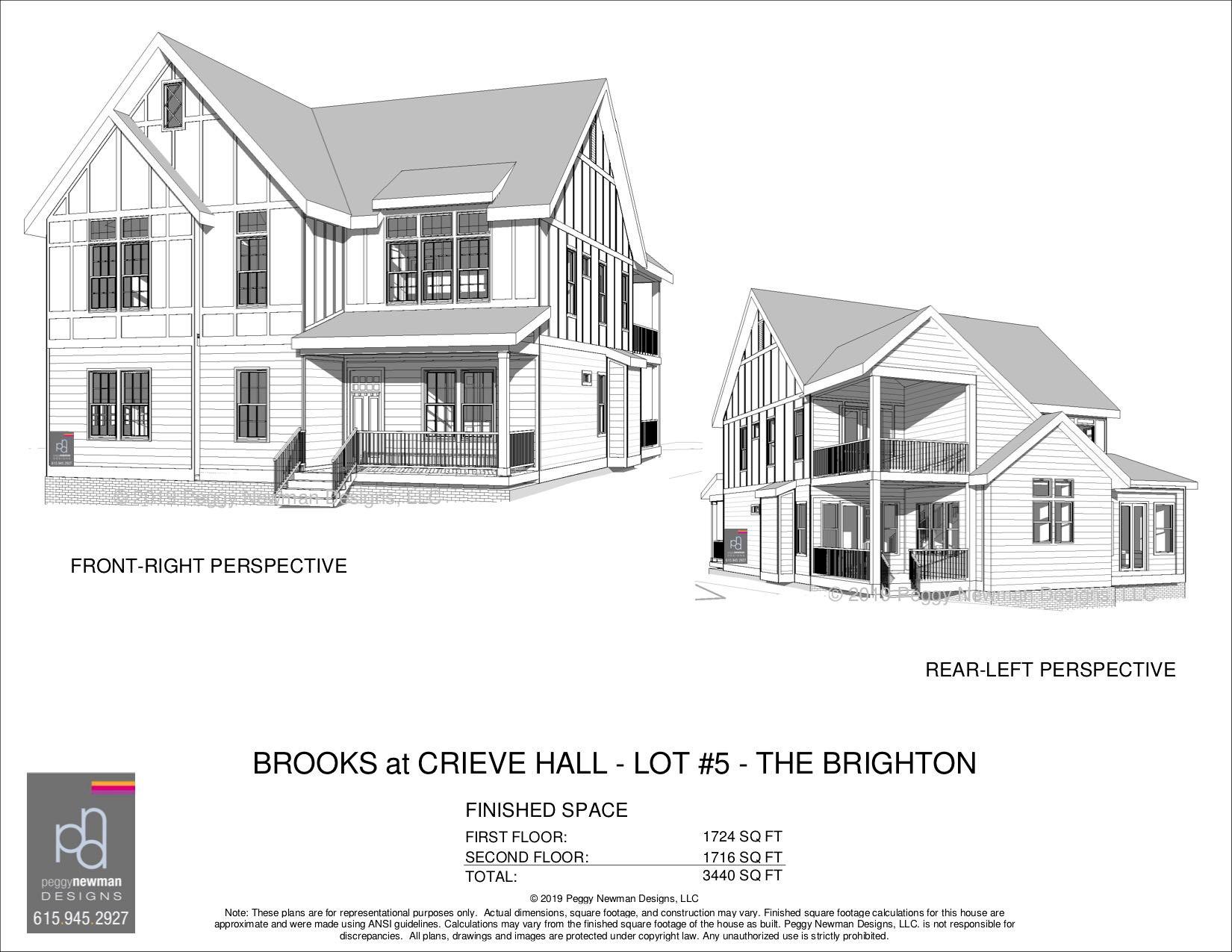 BRIGHTON - Brooks at Crieve Hall - Lot 5