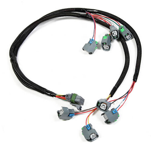 LSX INJECTOR HARNESS - FOR EV6 STYLE INJECTORS