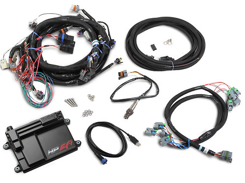 HP EFI ECU & HARNESS KITS GM LS2/3/7 (58x crank sensor)