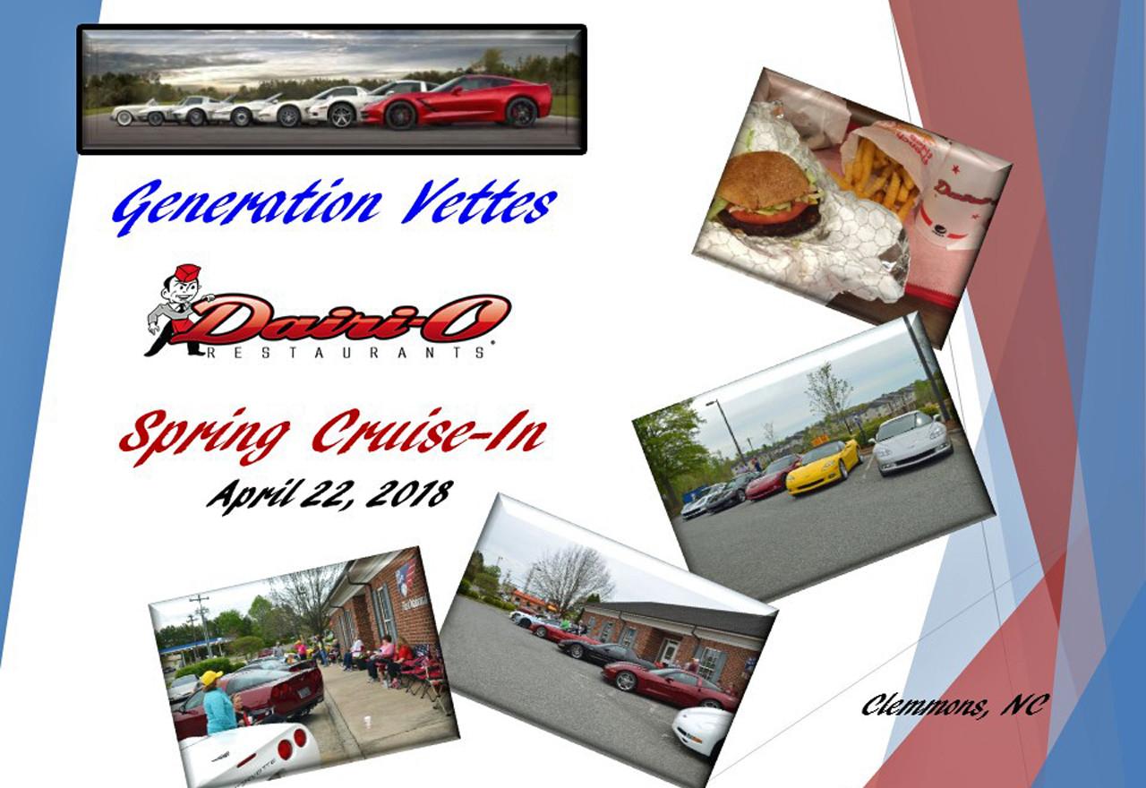 Dario's Cruise In - April 22, 2018