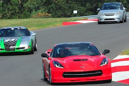 National Corvette Museum Motorsports Park Fined $100 for Continuous Noise Violation