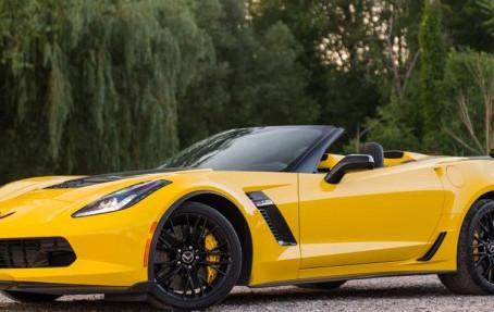Corvette Sales Up