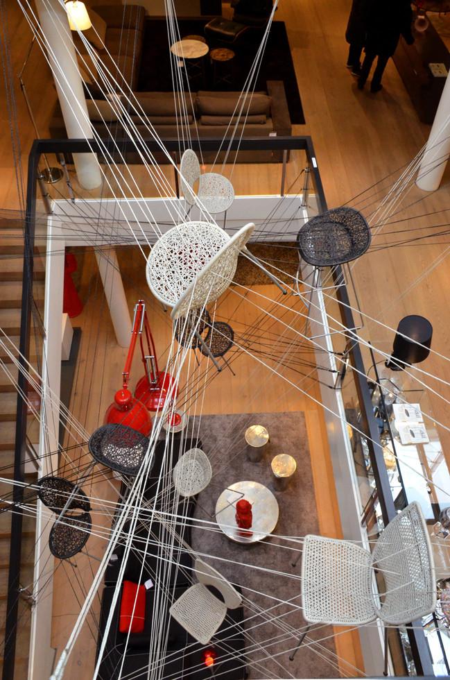 4th Dimension installation | Passagen, Imm Cologne 2015
