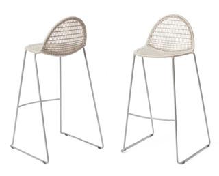 Uma Bar stool for Gaga & Design