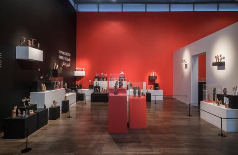 1001 characters, Israel Museum