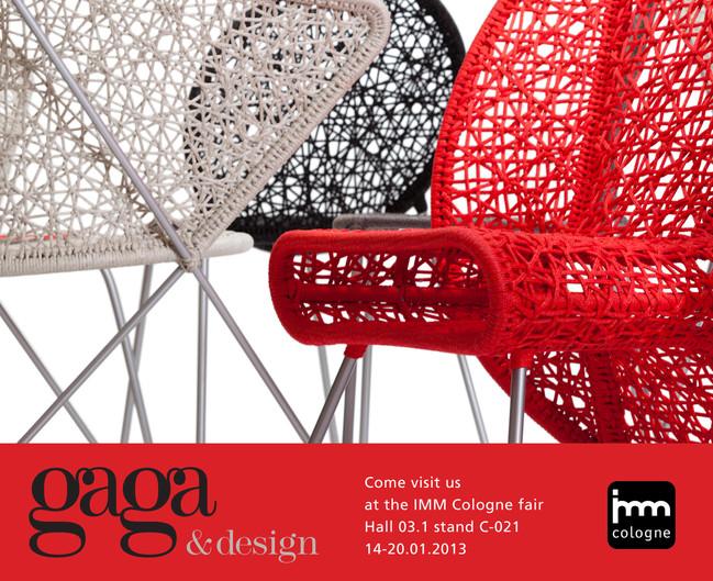 Gaga & Design | IMM Cologne 2013