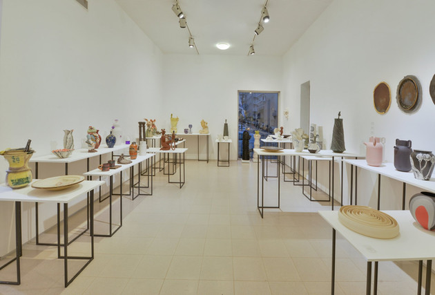 Collect \ Israeli Ceramics, Beit Benyamini