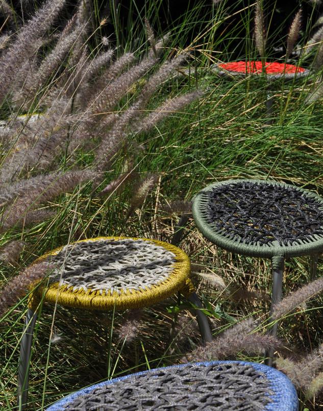 Spot stools for Gaga & Design