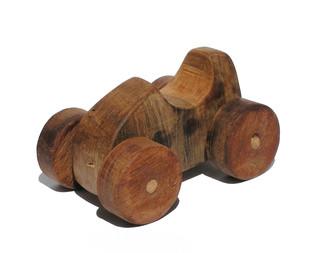 Teak wood cars