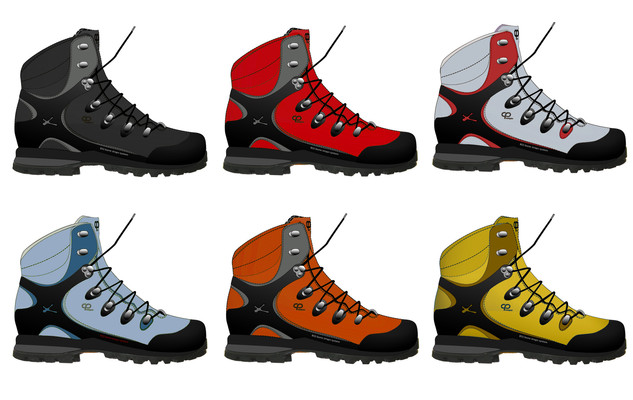 Boots For CP