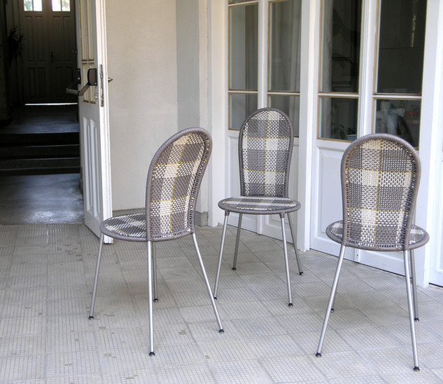 Chair No. 5 for Gaga & Design