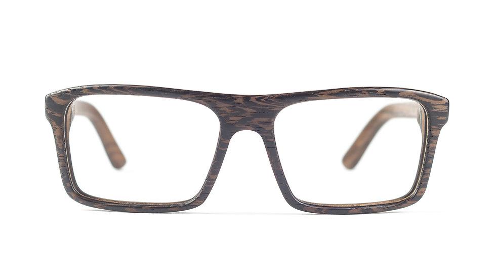 Lesena očala FJ-PRODUKT Business Wenge Front