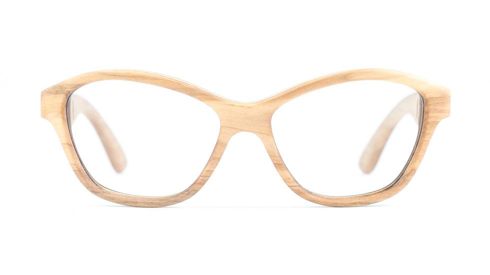 Lesena očala FJ-PRODUKT Alex Oljka