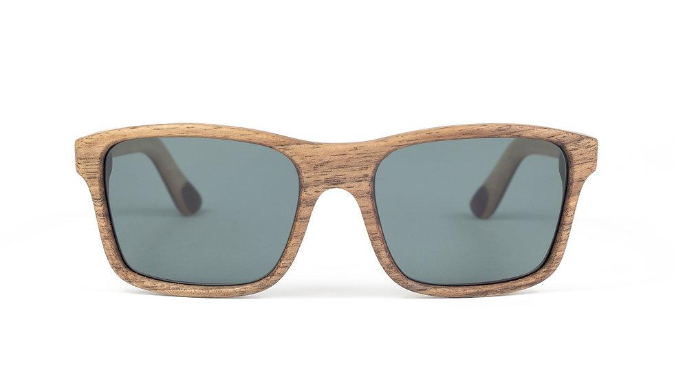 Lesena očala FJ-PRODUKT Buda Slim Front