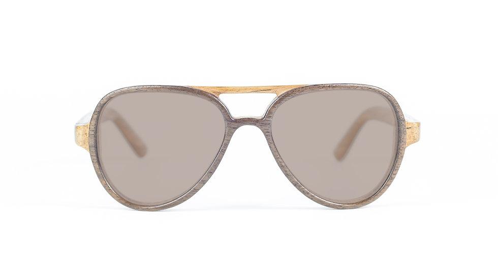 Lesena očala FJ-PRODUKT Schmit 2.0  SUN  Front