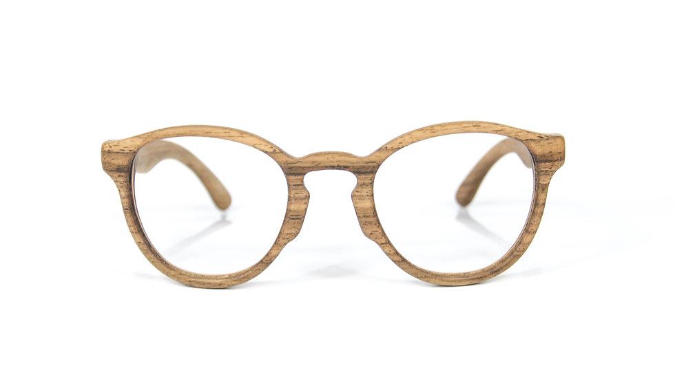 Lesena očala FJ-PRODUKT Viki Front