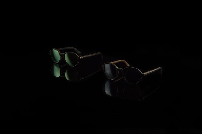Lesena sončna očala fjprodukt