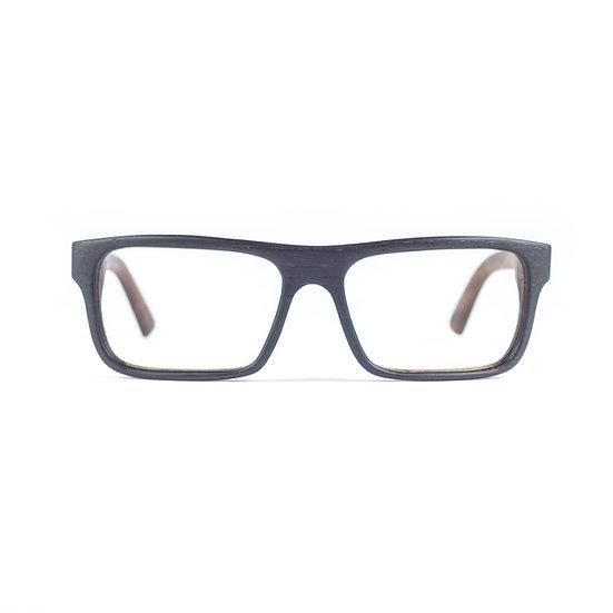 Lesena očala Business optics - Lesena očala FJ PRODUK front