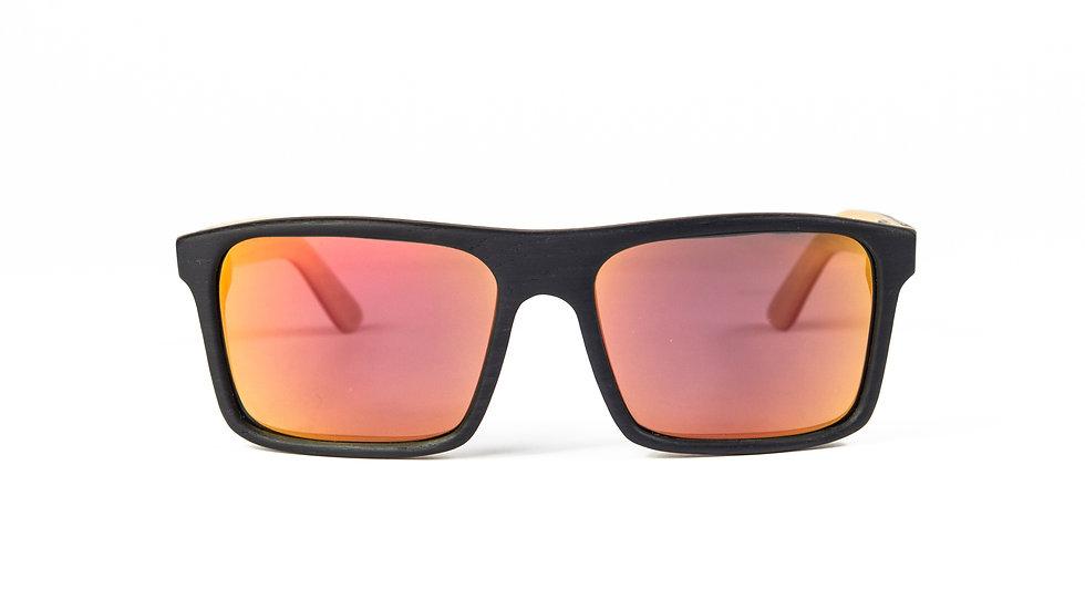 Lesena očala FJ-PRODUKT Business Sun Gold Front