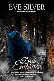 Dark Prince by Eve Silver author, gothic romance