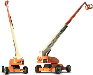 Coleman Equipment Rentals Boom Lifts 1200SJP