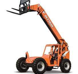 Coleman Equipment Rentals Telehandler/Reach Forklifts SKYTRAK8042