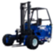 Coleman Equipment Rentals PiggyBack Forklifts PB80