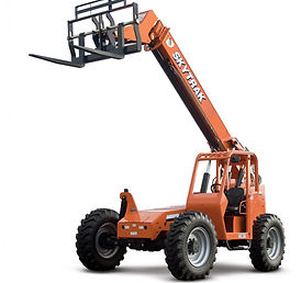 Coleman Equipment Rentals Telehandler/Reach Forklifts SKYTRAK 6036
