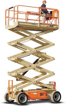Coleman Equipment Rentals- Scissor Lift- 3369LE