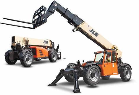 Coleman Equipment Rentals Telehandlers/Reach Forklifts