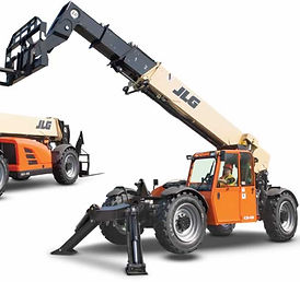 Coleman Equipment Rentals Telehandlers/Reach Forklifts JLGG1055A