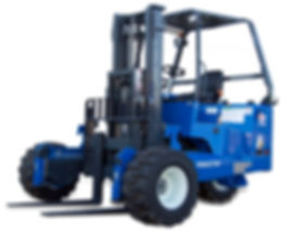 Coleman Equipment Rentals PiggyBack Forklifts PB55X