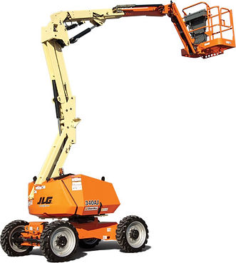 Coleman Equipment Rentals Boom Lifts 340AJ